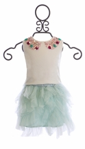 Tutu Du Monde Fancy Girls Outfit Dazzling Beauty (Size 6/7)