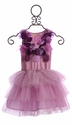 Tutu Du Monde Girls Fancy Dress Plum Passion