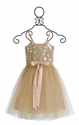 Tutu Du Monde Girls Special Occasion Dress Diamonds and Pearls