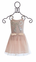 Tutu Du Monde Girls Special Occasion Skirt Set Crystal Bow (8/9 & 10/11)