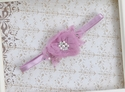 Tutu Du Monde Lavender Headband for Girls
