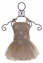 Tutu Du Monde Secret Shadow Romper for Girls