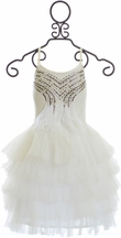 Tutu Du Monde Swan Song Dress in White
