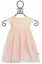 Wheat Tulle Dress Christel in Light Pink