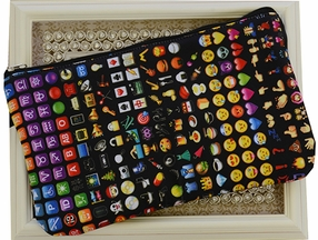 Zara Terez Emoji Pencil Case