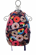 Zara Terez Girls Back Pack with Donuts
