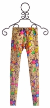 Zara Terez Girls Printed Leggings Lucky Charms (SM 7/8)