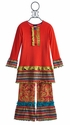 ZaZa Couture Valentine Red Girls Tunic and Pant