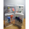 Off The Hook Combination Tube Fly Box