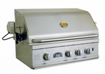 32 inch Built-In Sole Gourmet Grill