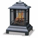 Blue Rhino Outdoor Fire House