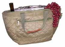 Bourbon Collection Milan Picnic Cooler Tote