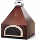 Chicago Brick Oven 750 Pyramid Countertop Wood Fired Pizza Oven