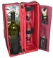 Classic Solana Wine Carrier for Two