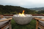 Eldorado Outdoor Infinite Artisan Fire Bowl