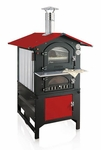 Fontana Forni Rosso Wood Fired Oven