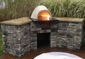 Forno de Pizza Villa Series Built-in Pizza Oven