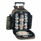 Java Mountain Coffee Backpack w/ Trolley for Four