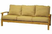 Monterey Deep Seating 3 Seat Sofa