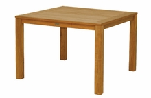 Newport 42 inch Square Dining Table