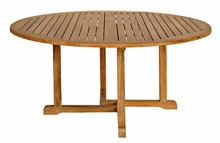 Oxford 60 inch Round Dining Table