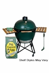 The Extra Large Big Green Egg Package
