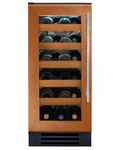 True 23 Bottle Single Zone Wine Cabinet