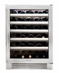True 45 Bottle Single Zone Wine Cabinet