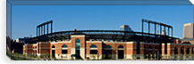 Baseball park in a city, Oriole Park at Camden Yards, Baltimore, Maryland, USA #PIM7950