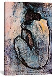 Blue Nude By Pablo Picasso Canvas Giclee Art Print #315