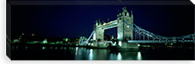 Bridge across a river, Tower Bridge, Thames River, London, England #PIM5554