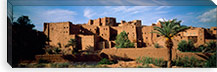 Buildings in a village, Ait Benhaddou, Ouarzazate, Marrakesh, Morocco #PIM1273