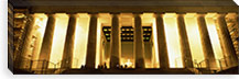Columns surrounding a memorial, Lincoln Memorial, Washington DC, USA #PIM9875