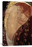 Danae By Gustav Klimt Canvas Print #1101