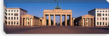 Facade of a building, Brandenburg Gate, Berlin, Germany #PIM5951