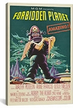 Vintage Movie Poster By Unknown Artist Canvas Print #5092