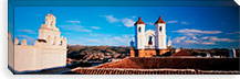 High angle view of a city, San Felipe Neri convent, Church Of La Merced, Sucre, Bolivia #PIM6796