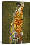 Hope II 1907-1908 By Gustav Klimt Canvas Print #1106