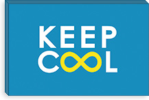 Keep Cool By Budi Satria Kwan Canvas Print #13807
