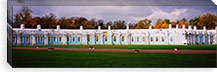Lawn in front of a palace, Catherine Palace, Pushkin, St. Petersburg, Russia #PIM6286