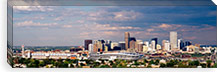 Skyline with Invesco Stadium, Denver, Colorado, USA #PIM6325