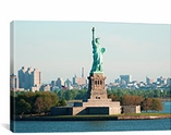 Statue of Liberty Photographic Art Print #3665