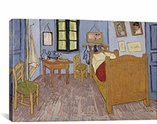 The Bedroom at Arles 1889 by Vincent van Gogh Canvas Print #1014