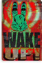 Wake Up By Anthony Freda Canvas Print #14686