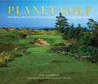 Planet Golf 16-Month 2015 Wall Calendar