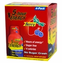 5 Hour Energy - 4-Pack Flavored 1.93 Oz Bottles