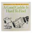 A Good Caddie is Hard to Find Golf Book