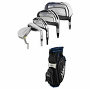 Adams Golf- idea Complete Set With Bag Graphite/Steel