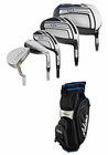Adams Golf- Idea Complete Set With Bag Graph/Steel