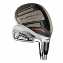 Adams Golf- Idea Super S #3/4, 5-PW Hybrid Irons Graphite/Steel